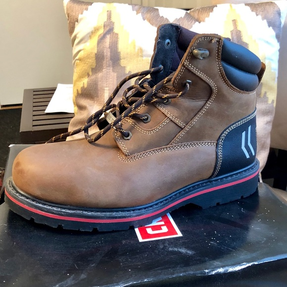 ce1bf1a588897 Craftsman Shoes | Men Steel Toe Boot Size 12 | Poshmark